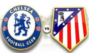 Chelsea vs Atletico Madrid schedule