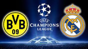 Dortmund vs Real Madrid schedule