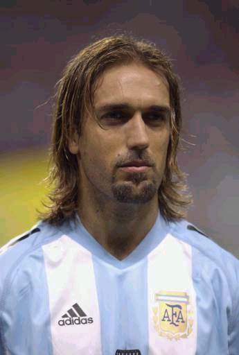 Gabriel Batistuta Argentina Top Goal Scorer