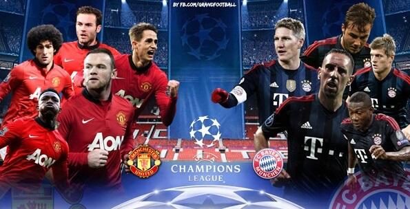 Match Preview of Bayern Munich vs Man United
