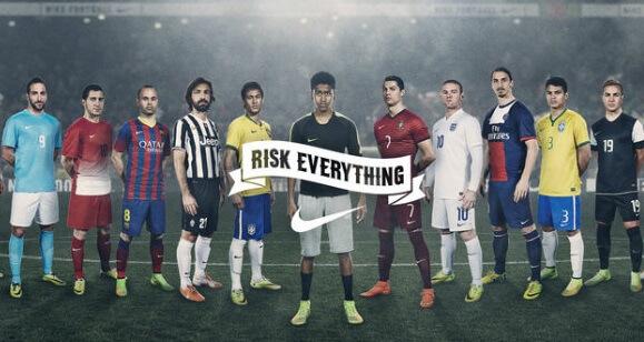 Nike Risk Everything Neymar Nike New World Cup Ad ...