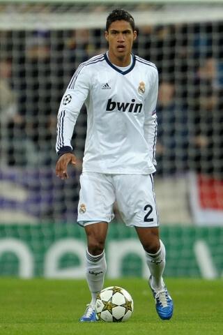 Raphael varane defender young talent