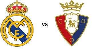 Real Madrid vs Osasuna schedule