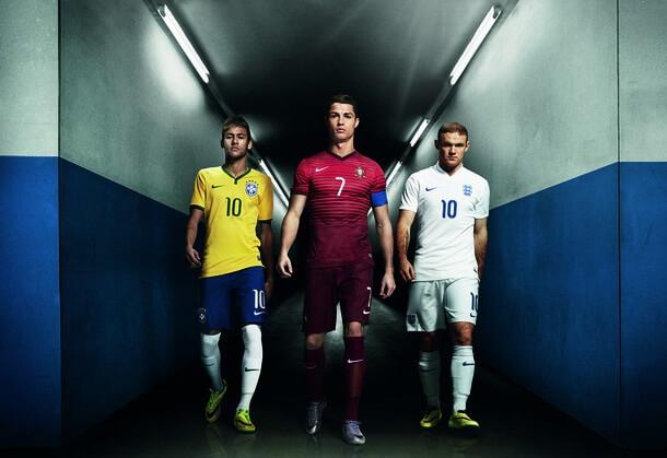 Ronaldo Vs Messi Vs Neymar Vs Rooney