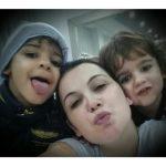Ronaldo Junior, Dnis & Aunt Katia