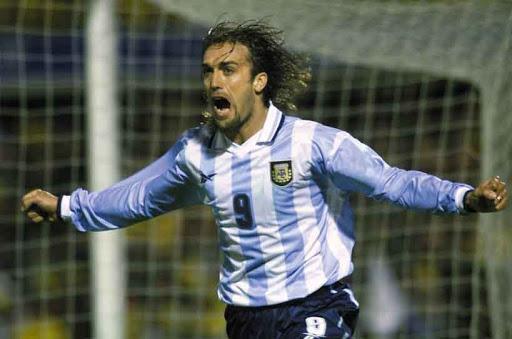Argentina Top 10 Goal Scorers List