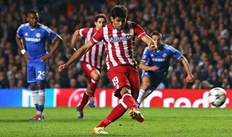 Chelsea vs Atletico Madrid match highlights