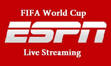 ESPN & Sony provide Live Streaming