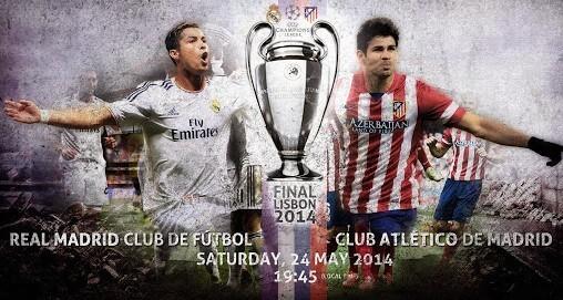 Real Madrid vs Atletico Madrid Telecast channels