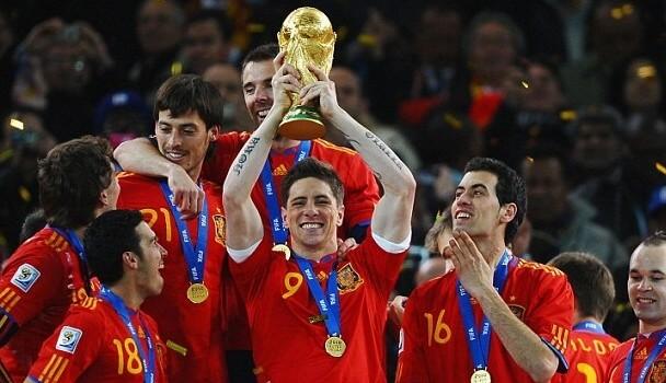 Spain world cup 2014 schedule
