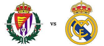 Valladolid vs Real Madrid schedule