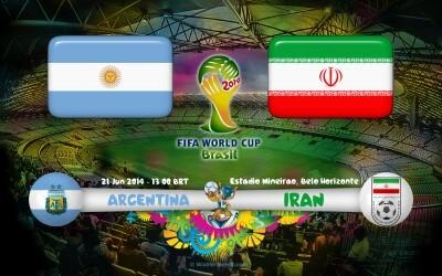 Watch Argentina vs Iran Online Free Live Streaming Match