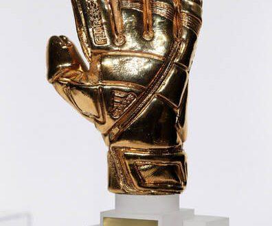 FIFA Golden Glove Award previous Winner List
