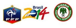 France vs Nigeria 2014 WC Time Schedule