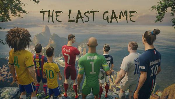 Nike The Last Game Cartoon Video