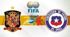 Spain vs Chile Schedule