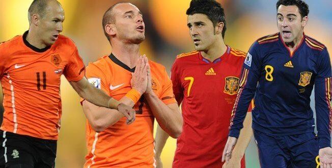 Spain vs Netherlands Time & Telecast