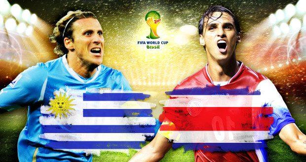 Uruguay vs Costa Rica Time & Telecast