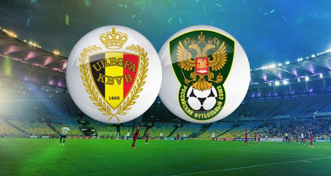 Watch Belgium vs Russia Online Live streaming