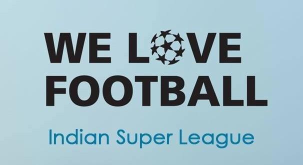 2014 Indian Super League Schedule table