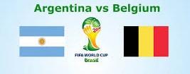 Argentina vs Belgium Schedule & Time