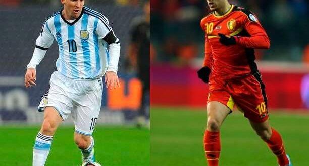 Argentina vs Belgium head to head stats
