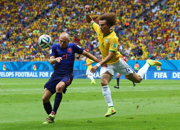 Match photos of Brazil vs Netherlands 3rd place match