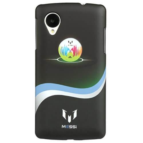 Duotone football case for Google Nexus 5