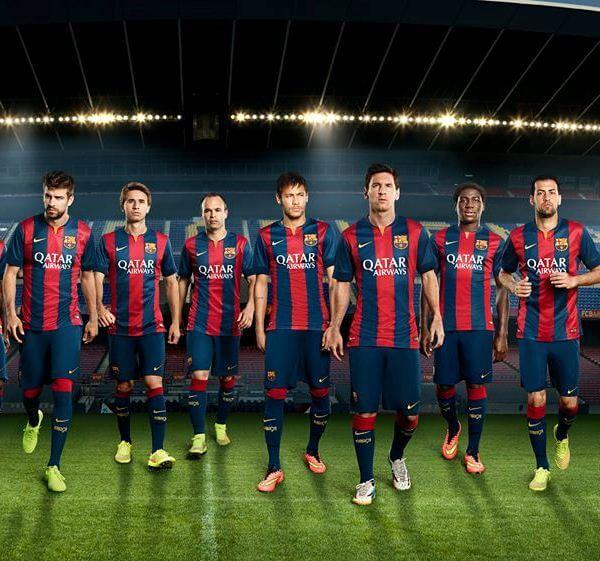Nice vs Barcelona 2014 Friendly preview