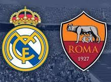 Real Madrid vs AS Roma 2014 Time & telecast