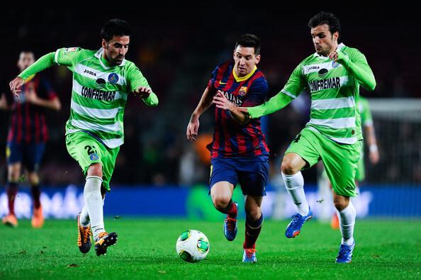 Barcelona vs Leon 2014 preview