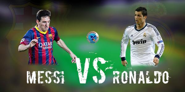 cristiano ronaldo vs lionel messi all stats comparison