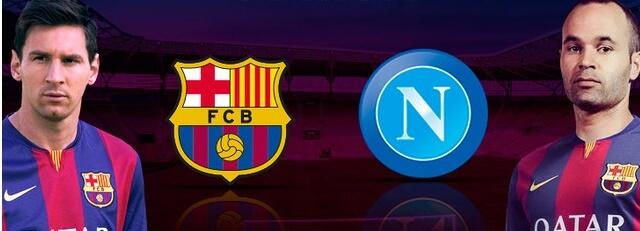 Napoli vs Barcelona 2014 Preview