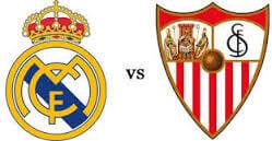 Real Madrid vs Sevilla FC 2014 Schedule