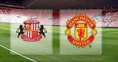 Sunderland vs Manchester United 2014 Time