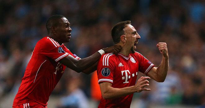 Bayern Munich vs Man City 2014 preview