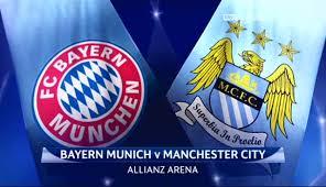 Bayern Munich vs Manchester City time & telecast