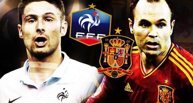 France vs Spain 2014 Friendly Preview, Time, Telecast