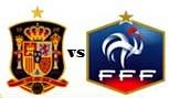 France vs Spain 2014 time telecast channels