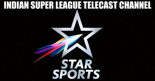 Indian Super League Telecast Channel