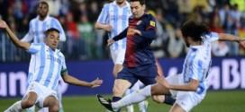 Malaga vs Barcelona 2014 Time, TV Telecast Channels