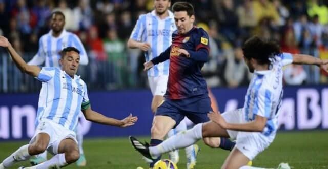 Malaga vs Barcelona 2014 Preview