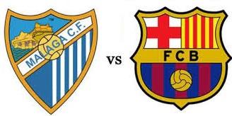 Malaga vs Barcelona time & TV telecast channels