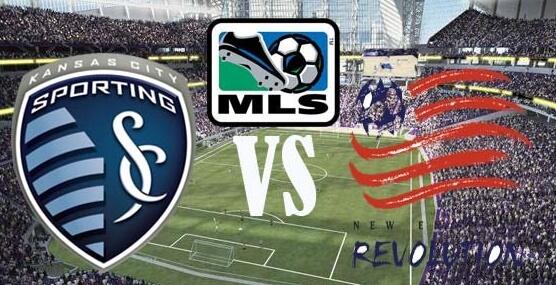 Watch Sporting KC vs NE Revolution Online