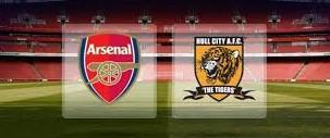 Arsenal vs Hull City time & TV telecast channels