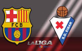Barcelona vs Eibar time telecast channels