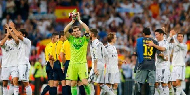 Real Madrid vs Barcelona 3-1 [El Clasico] Results, Goals Highlights Video