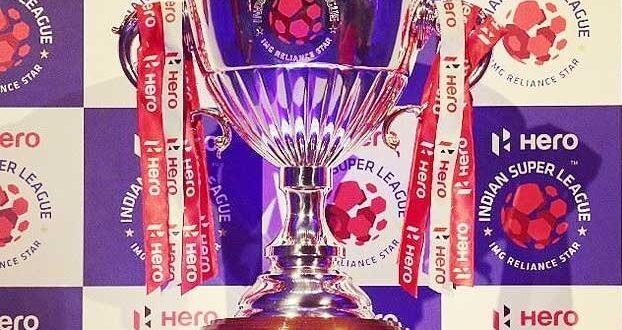 Indian Super League trophy design, weight details