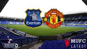 Manchester United vs Everton time & telecast