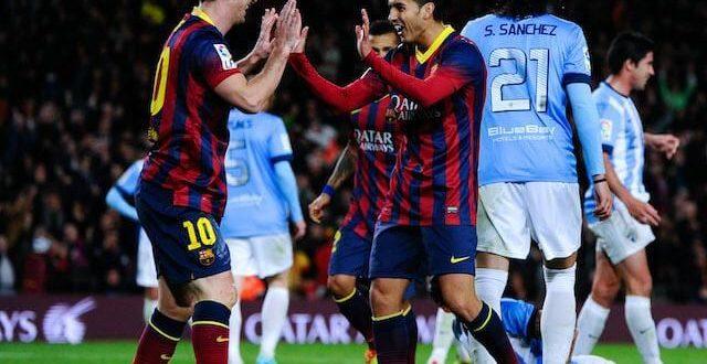 Rayo Vallecano vs Barcelona 2014 La Liga preview